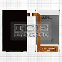 Дисплей для мобильного телефона Fly IQ4491 Quad ERA Life 3, 23 pin, #X4030F0003/FPC040W0H-S7P-A/10.0