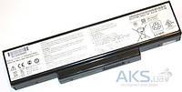 Аккумулятор для ноутбука Asus A32-K72 (A72, K72, K73, N71, N73, X77) 11.1V 4400mAh Black