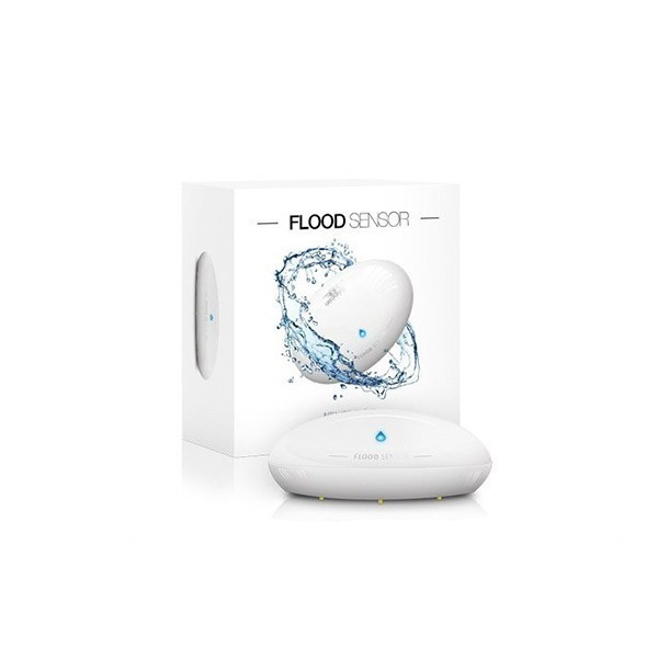 Датчик протечки Fibaro Flood Sensor FGFS-101