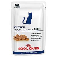 Royal Canin Neutered Weight Balance консерва для котов и кошек с избыточным весом до 7 лет
