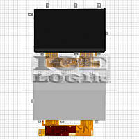 "Дисплей для планшетов China-Tablet PC 7""; Ainol Novo 7 Aurora, 7"", (1024*600), (165*103 мм), 34 pin,"