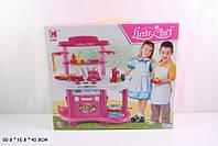 Кухня игрушечная со звуками и светом розовая WD-A16