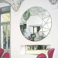 Настенное зеркало Бриллиант