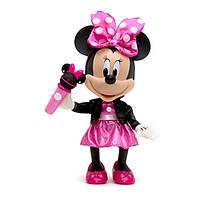 Minnie Mouse Интерактивная игрушка Минни Маус  Pop Star Singing and Talking