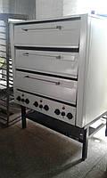 Шкаф жарочный электрический 3-х секционный ШПЭСМ-3М