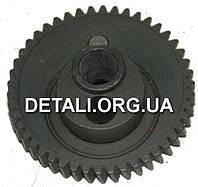 Шестерня-эксцентрик лобзика Интерскол 85 d10*50 46 зубов