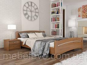 Кровать полуторная Венеция 140 720х1460х1980мм   Эстелла