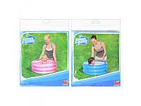 Детский надувной бассейн 51033 Bestway, 2 цвета