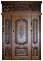 Двери входные полуторные Модель 39