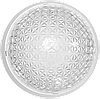 """Светодиодный ЖКХ LED светильник 5Вт """"Кристал"""" Е006"""