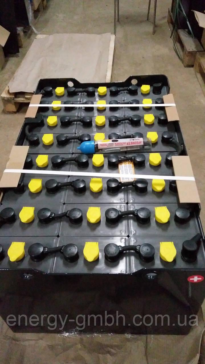 Тяговая батарея ENERGY 6PzS480, 48V, 480Ач, 48Вольт для погрузчиков TCM и HELI