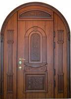 Двери входные арочные Модель 40