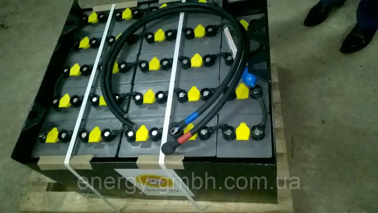 Тяговая батарея ENERGY 8PzB440-48V, 440 А*ч для погрузчиков TOYOTA серии 7FB