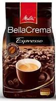 Кофе в зернах Melitta BellaCrema Espresso 100% Arabica 1000g Германия