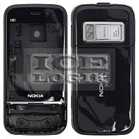 Корпус для мобильного телефона Nokia N85, high-copy, черный