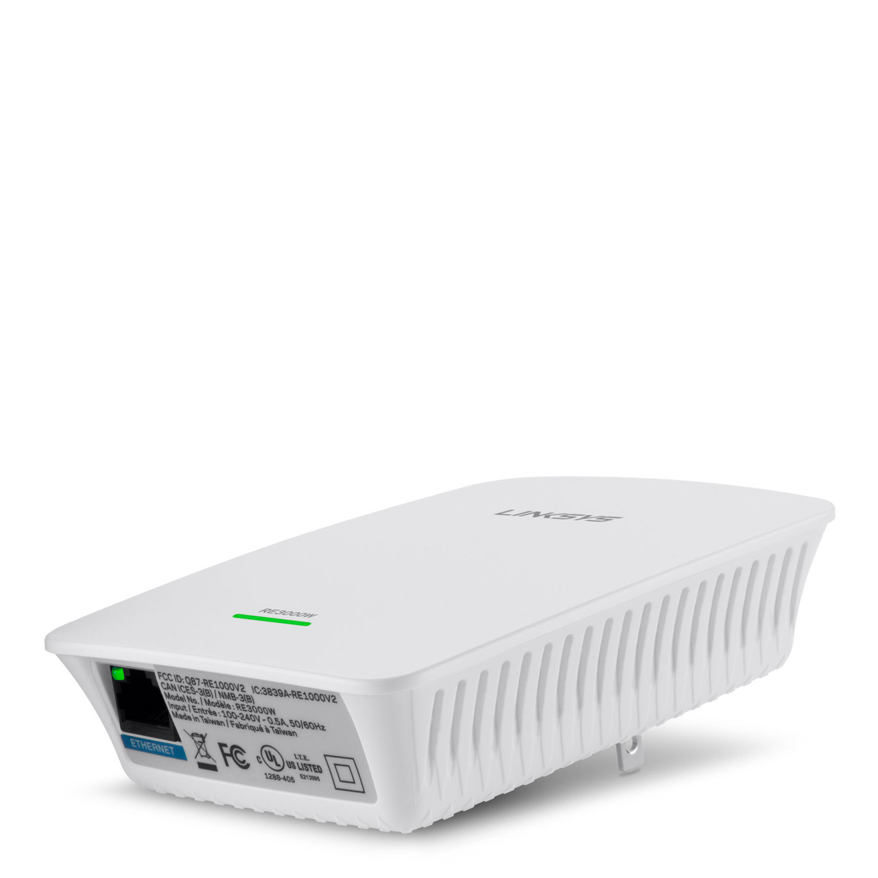 Расширитель сети Linksys RE3000W / N300 Wireless Range Extender