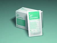 Перчатки стерильные латексные неопудренные MICROTEX, р. 8,0.