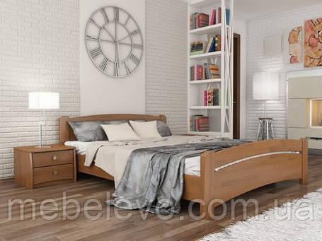 Кровать двуспальная Венеция 160 720х1660х1980мм   Эстелла, фото 2