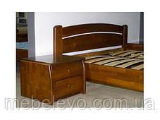 Кровать двуспальная Венеция 160 720х1660х1980мм   Эстелла, фото 3