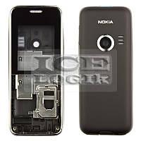 Корпус для мобильного телефона Nokia 3500c, high-copy, черный