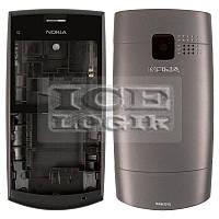 Корпус для мобильного телефона Nokia X2-01, high-copy, черный