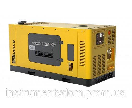 Дизельная электростанция ENERGY POWER EP С77S (3 фазы)+бл.авт.