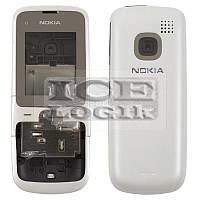 Корпус для мобильного телефона Nokia C1-01, high-copy, белый
