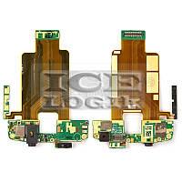 Шлейф для мобильного телефона HTC T8282 Touch HD, коннектора наушников, боковых клавиш, камеры, кноп