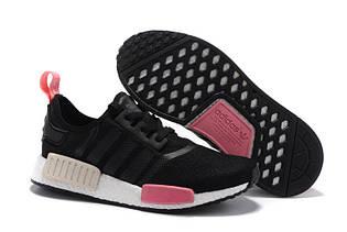 Кроссовки женские Adidas NMD Runner Boost / ADW-431 (Реплика)