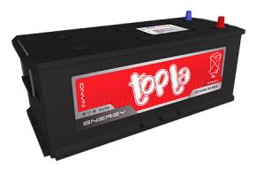 Аккумулятор Topla Energy Truck 143Ah-12v (509x218x184) + сверху