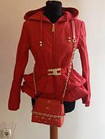 Куртка Elisabetta Franchi 053-9005