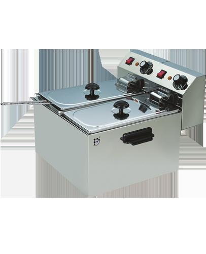 Фритюрница электрическая Gastrorag CZG-80-2