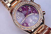Женские наручные часы OMEGA Speedmaster Cronometr купить в Украине