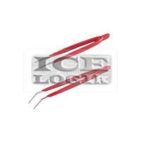 Набор пинцетов Pro'sKit 908-T301 с изолированными ручками (2 шт.)