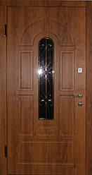 """Вхідні двері для вулиці """"Портала"""" (Елегант NEW Vinorit) ― модель Елегант-2"""