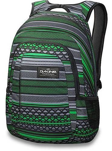 Красочный рюкзак на каждый день Dakine FACTOR 20L verde 610934903317 зеленый