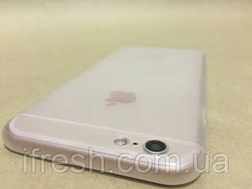 Ультратонкий чохол Saiskai для iPhone 6/6s, білий