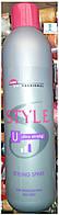 Рідкий лак для волосся ACME - Professional Style ультра сильної фіксації 1000мл