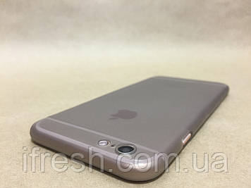 Ультратонкий чохол Saiskai для iPhone 6/6s, чорний