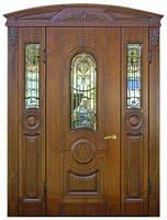 Двери входные полуторные Модель 41