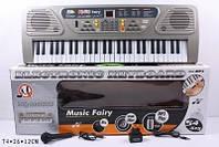 Детское Пианино - синтезатор MQ 806USB