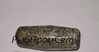 Поплавок сетевой диаметр 30 мм. длина 70 мм.