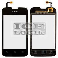 Сенсорный экран для мобильных телефонов Huawei Ascend Y210D, U8685 Ascend Y210, черный