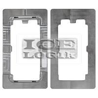 Фиксатор дисплейного модуля для мобильных телефонов Samsung I9500 Galaxy S4, I9505 Galaxy S4, алюмин