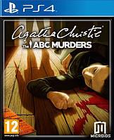 Agatha Christie The ABC Murders ps4