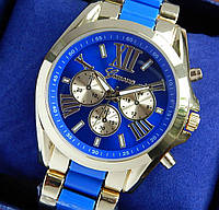 Часы Geneva (gold-ultramarine)