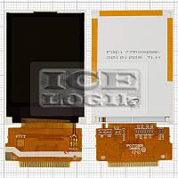 Дисплей для мобильных телефонов China-Nokia 5310, 6300, 25 pin, (47*35), #FPC1772508