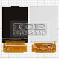 Дисплей для мобильного телефона Fly DS240, 36 pin, (51*38), #TFT8K1569FPC-A1-E