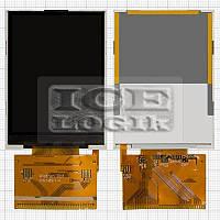 Дисплей для мобильных телефонов China-Nokia E71 TV, E72 TV, TV902, 37 pin, (69*50), #145716-A/YXD FP