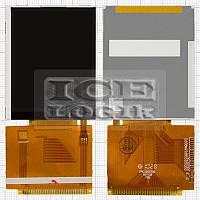Дисплей для мобильного телефона Fly Q120 TV, 37 pin, #FPC2203702/242-41